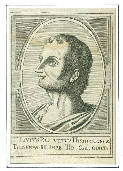 Livius | antikvariat - detail grafiky