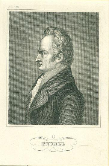 Brunel | antikvariat - detail grafiky