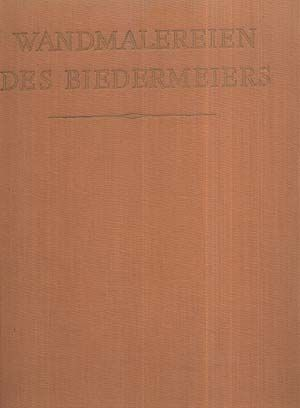 Wandmalereien des Biedermeiers - Stech V V Hnizdo Vladimir | antikvariat - detail knihy