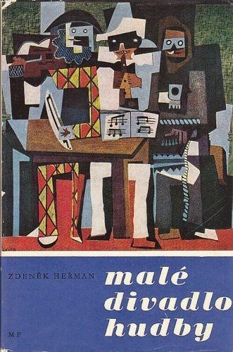 Male divadlo hudby - Herman Zdenek   antikvariat - detail knihy