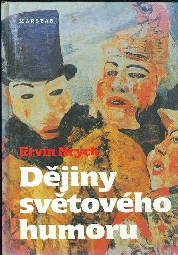 Dejiny svetoveho humoru - Hrych Ervin   antikvariat - detail knihy