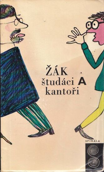Studaci a kantori - Zak Jaroslav | antikvariat - detail knihy