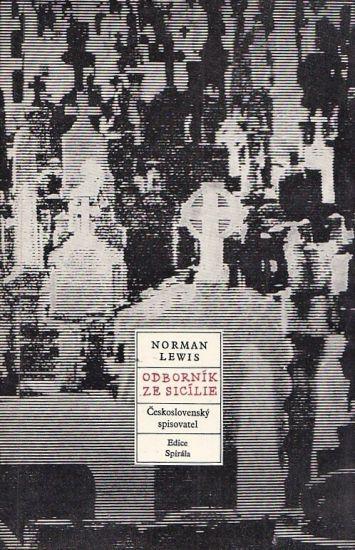 Odbornik ze Sicilie - Lewis Norman | antikvariat - detail knihy