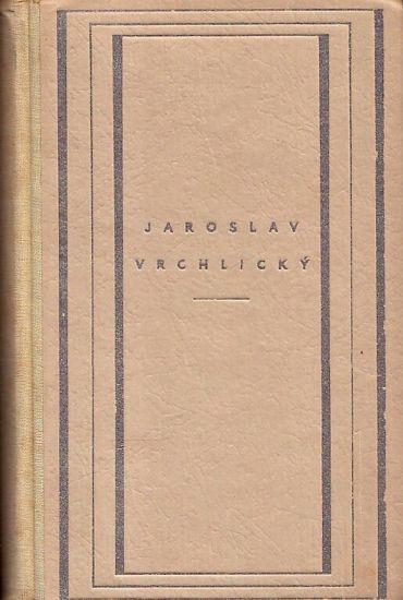 Bozi a lide - Vrchlicky Jaroslav | antikvariat - detail knihy