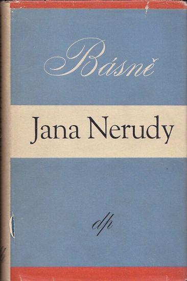 Basne Jana Nerudy  vybor - Seifert Jaroslav usporadal | antikvariat - detail knihy