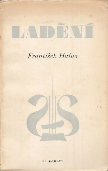 Ladeni - Halas Frantisek   antikvariat - detail knihy