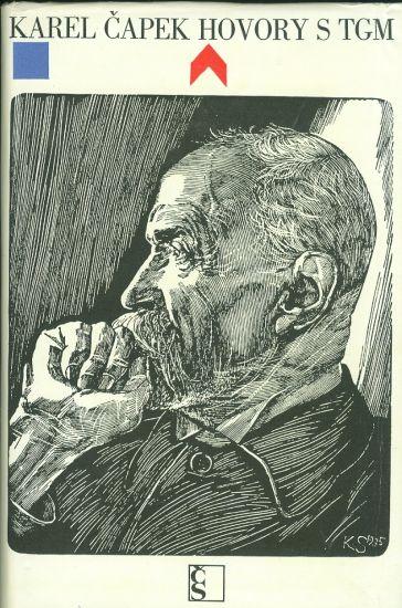 Hovory s TGM - Capek Karel | antikvariat - detail knihy