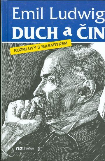 Duch a cin - Ludwig Emil   antikvariat - detail knihy
