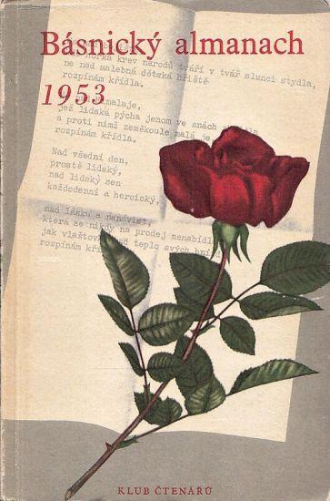 Basnicky almanach 1953 - Zavada Vilem  usporadal | antikvariat - detail knihy