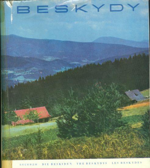 Beskydy - Burda Richard | antikvariat - detail knihy