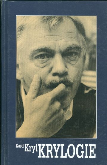 Krylogie  Autorske porady vysilane v letech 1975  1989 rozhlasovou stanici Svobodna Evropa - Kryl Karel   antikvariat - detail knihy