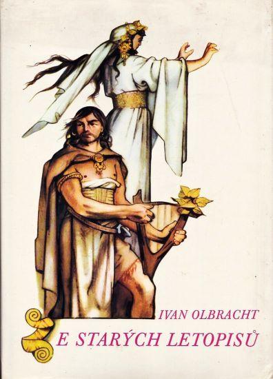 Ze starych letopisu - Olbracht Ivan | antikvariat - detail knihy