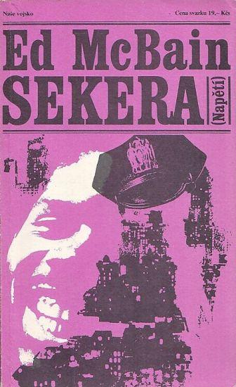 Sekera - McBain Ed | antikvariat - detail knihy