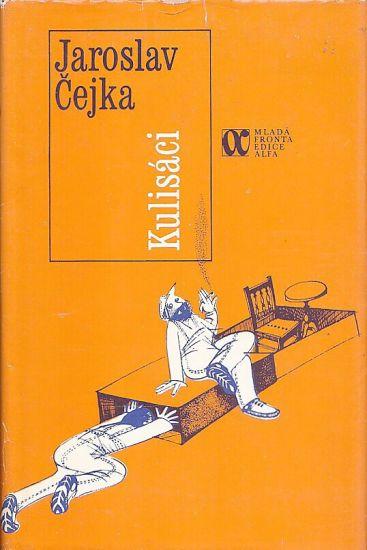 Kulisaci - Cejka Jaroslav | antikvariat - detail knihy