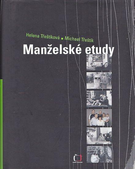 Manzelske etudy - Trestikova Helena  Trestik Michael   antikvariat - detail knihy