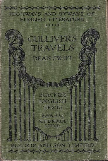Gulliver s travels - Swift Jonahan | antikvariat - detail knihy
