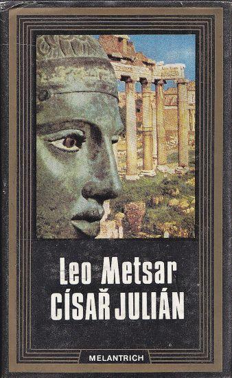 Cisar Julian - Metsar Leo   antikvariat - detail knihy