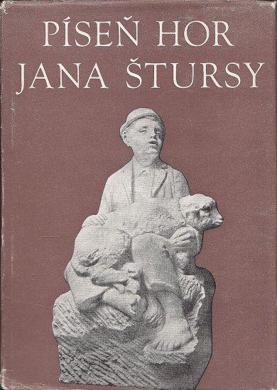 Pisen hor Jana Stursy - Sebek Jiri   antikvariat - detail knihy