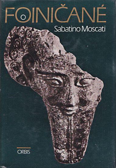 Foinicane - Moscati Sabatino   antikvariat - detail knihy