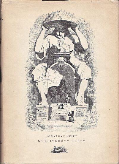 Gulliverovy cesty - Swift Jonathan | antikvariat - detail knihy