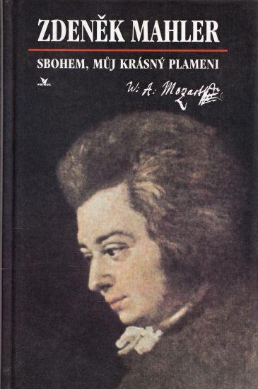 Sbohem muj krasny plameni - Mahler Zdenek   antikvariat - detail knihy