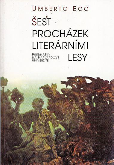 Sest prochazek literarnimi lesy - Eco Umberto   antikvariat - detail knihy
