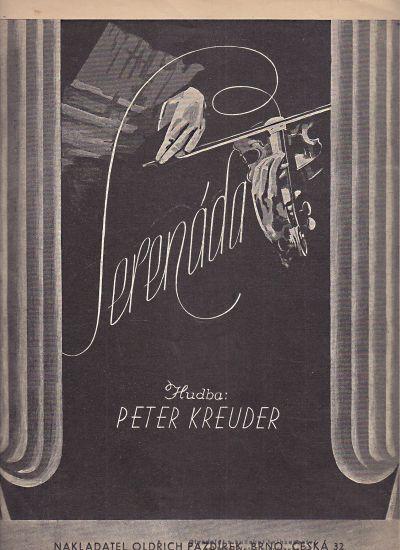 Serenada | antikvariat - detail knihy