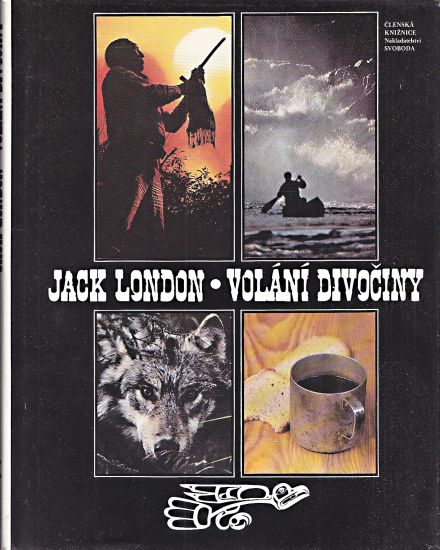 Volani divociny - London Jack | antikvariat - detail knihy