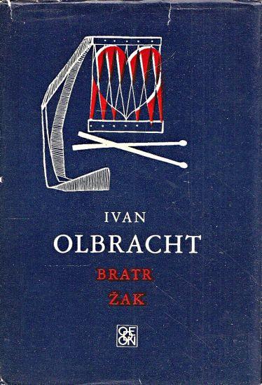 Bratr Zak - Olbracht Ivan | antikvariat - detail knihy