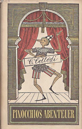 Pinochios Abenteuer - Collodi Carlo   antikvariat - detail knihy