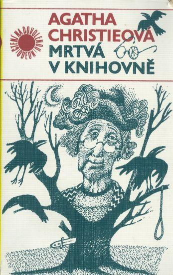 Mrtva v knihovne - Christieova Agatha   antikvariat - detail knihy
