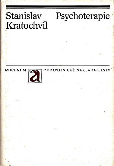 Psychoterapie - Kratochvil Stanislav   antikvariat - detail knihy