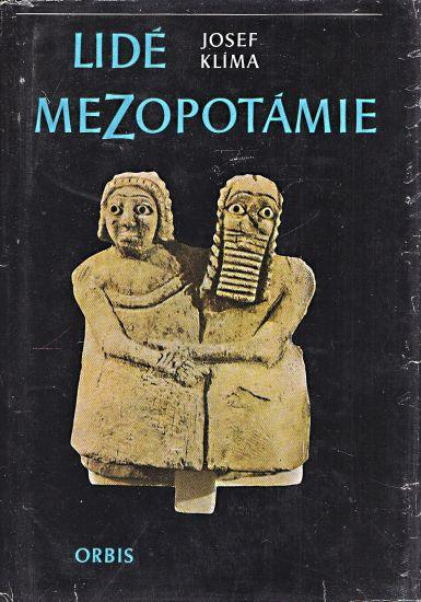 Lide Mezopotamie - Klima Josef | antikvariat - detail knihy