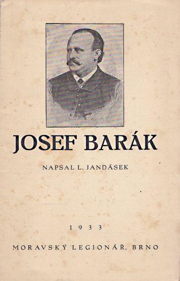 Josef Barak - Jandasek Ladislav | antikvariat - detail knihy