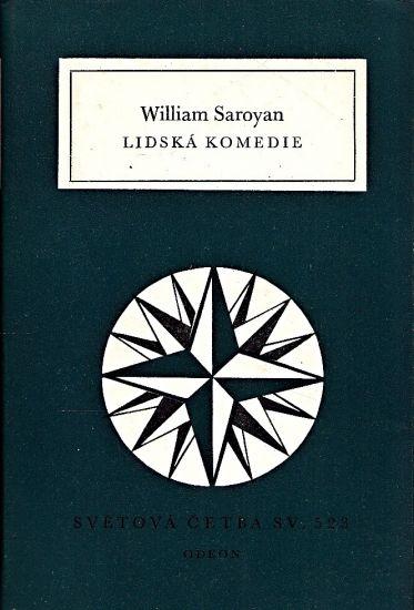 Lidska komedie - Saroyan William | antikvariat - detail knihy