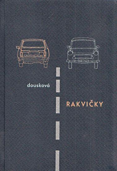 Rakvicky - Douskova Irena | antikvariat - detail knihy
