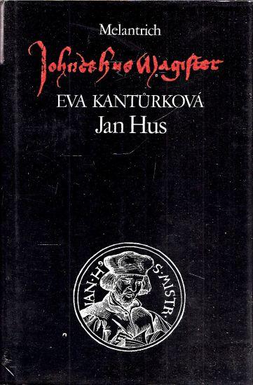 Jan Hus - Kanturkova Eva | antikvariat - detail knihy