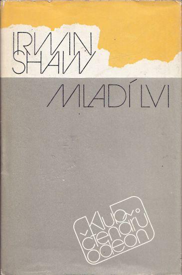 Mladi lvi - Shaw Irwin   antikvariat - detail knihy