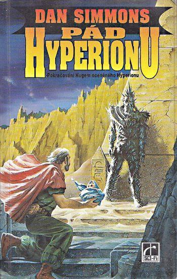 Pad Hyperionu - Simmons Dan | antikvariat - detail knihy
