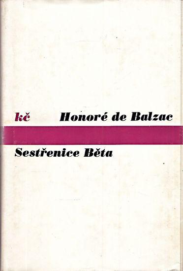 Sestrenice Beta - Balzac Honore de | antikvariat - detail knihy