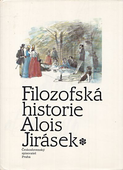 Filosofska historie - Jirasek Alois | antikvariat - detail knihy