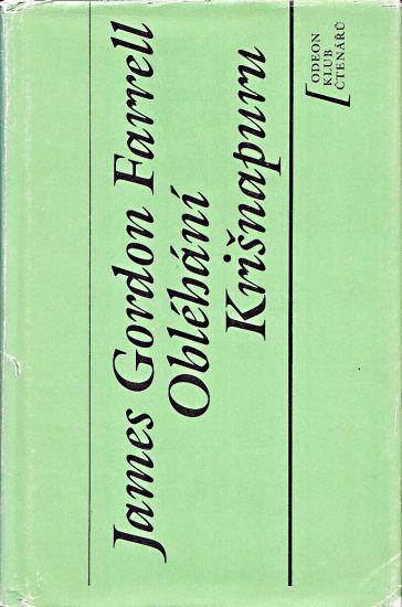 Oblehani Krisnapuru - Farrell James Gordon | antikvariat - detail knihy