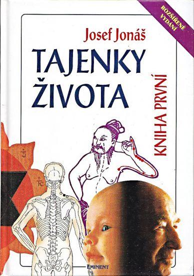 Tajenky zivota  Kniha prvni - Jonas Josef | antikvariat - detail knihy