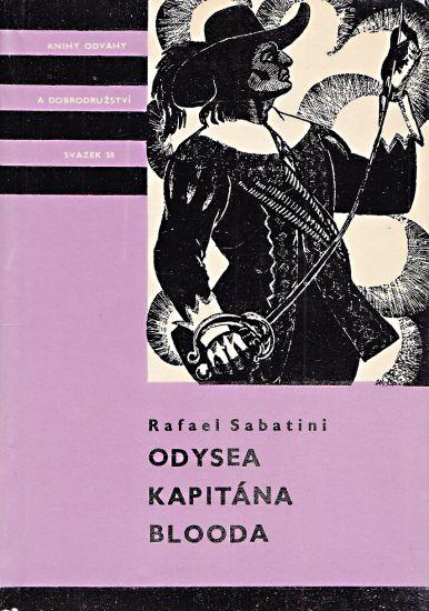 Odysea kapitana Blooda - Sabatini Rafael | antikvariat - detail knihy