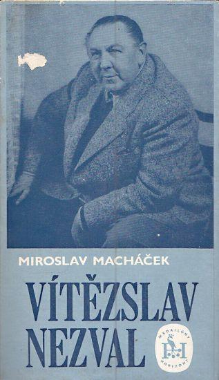 Vitezslav Nezval - Machacek Miroslav | antikvariat - detail knihy