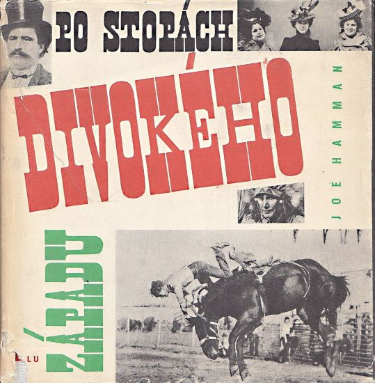 Po stopach Divokeho zapadu - Hamman Joe | antikvariat - detail knihy