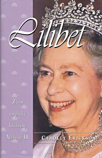 Lilibet - Erickson Carolly | antikvariat - detail knihy