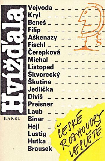 Ceske rozhovory ve svete - Hvizdala Karel | antikvariat - detail knihy