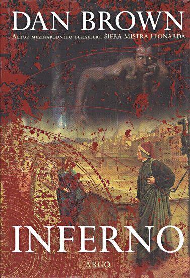 Inferno - Brown Dan   antikvariat - detail knihy