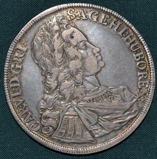 Tolar 1740 R   Rakousko Karel VI - A7741 | antikvariat - detail numismatiky